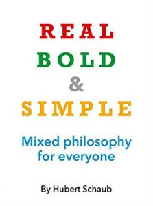 Real, Bold and Simple Book Cover